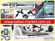 Комплекты для перманентного макияжа,  наборы для татуажа,  пигменты  Бес