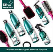 Комплекс проти випадіння волосся Hair System